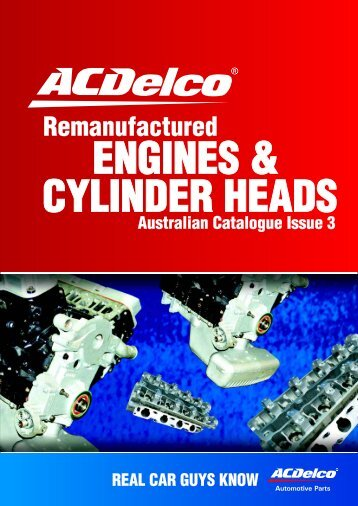 Remanufactured ENGINES & CYLINDER HEADS