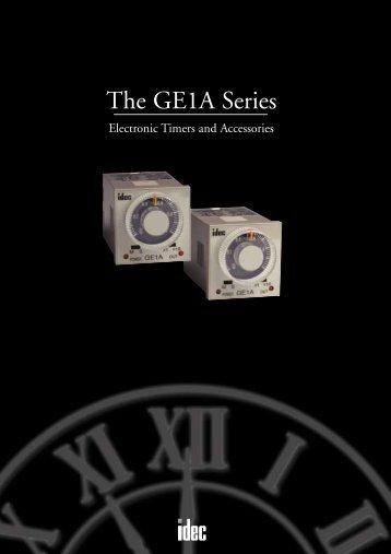 GE1A Timer - Idec
