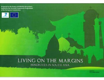 Living on the Margins. Minorities in South Asia - EURAC