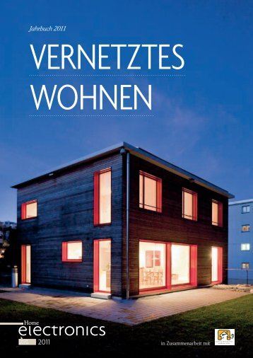 Jahrbuch 2011 - Elektro-Ingenieure Meyer + Partner AG