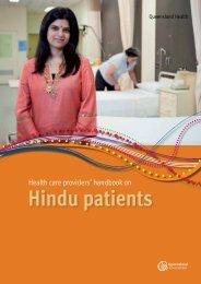 Health Care Providers' Handbook on Hindu Patients - Queensland ...