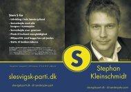 Kandidater i Tønder Kommune - Der Nordschleswiger