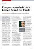"""Finanzkrise? Nicht bei """"ad hoc"""". - Austrian Convention Bureau - Page 6"""