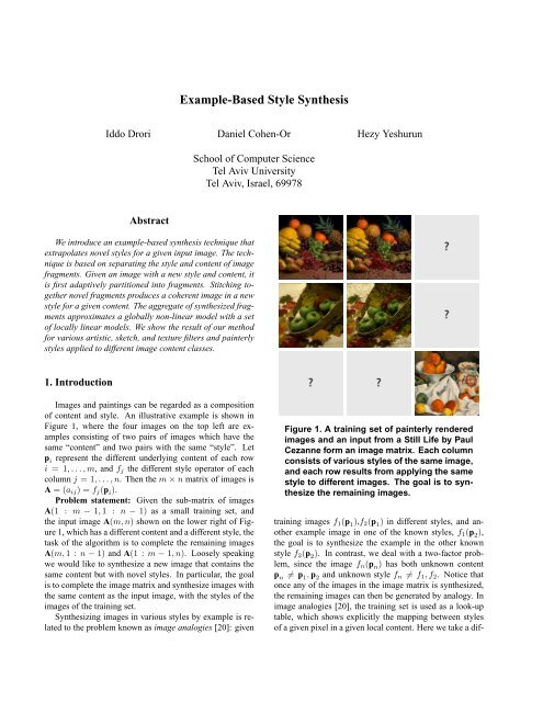 Search engine dissertation optimization