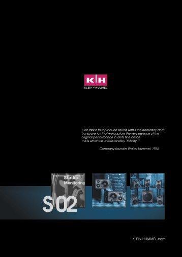 KLEIN-HUMMEL.com - Georg Neumann GmbH