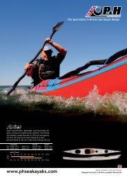 Sea kayaking - Kayak Session