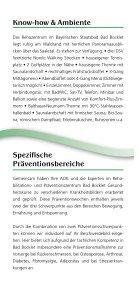 Präventionsprogramm AOK Flyer 06/2013 - Seite 5