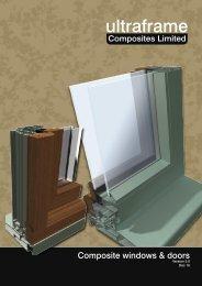 Composite Windows & Doors - Ultraframe