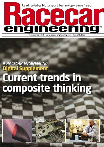 Current trends in composite thinking - Racecar Engineering