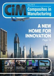 Composites in Manufacturing - CGTech