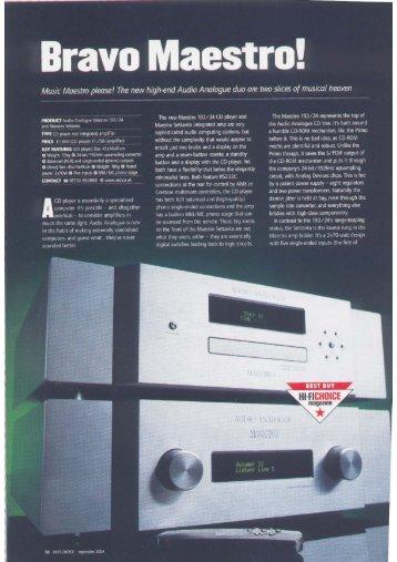 M70+MCD HFC1.jpg - Audio Analogue