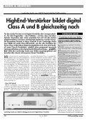 Cambridge Audio azur 840A: Stereo-Vollverstärker - ITM praktiker ... - Seite 2