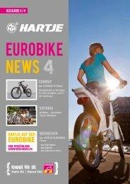 EUROBIKE NEWS - auf Hartje