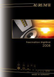 Fascination HighEnd - aurum