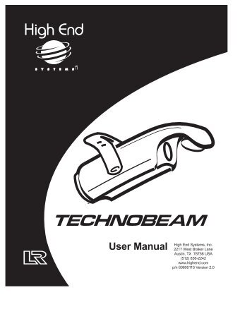 technobeam magazines