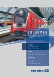 Informer 25 - Knorr-Bremse