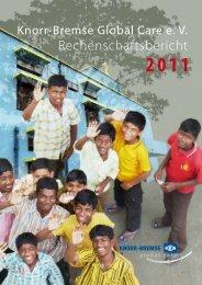 Rechenschaftsbericht 2011 [PDF, 1 MB] - Knorr-Bremse