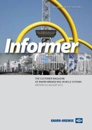 Informer - Knorr-Bremse