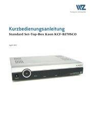 TV - Wasserwerke Zug AG
