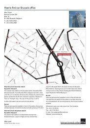 View map PDF - Holman Fenwick Willan