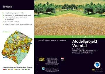 """""""Modellprojekt Werntal"""" (PDF) - Aktion Grundwasserschutz"""