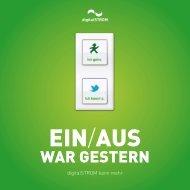 Katalog digitalstrom - EW Wald AG