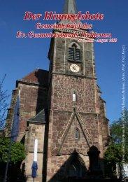 Download - Evangelische Kirchengemeinde Fürstenhagen