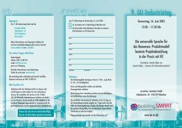 Einladung 9_IAI.qxd