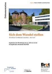 herunterladen (PDF, 8 MB) - Fairer Kaffee in die Kirchen