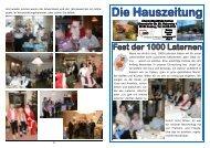 Heft 1/2011 - AWO Bezirksverband Weser-Ems