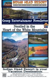 Download the NEW 2012 - Indian Head Resort