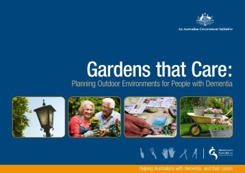 Gardens that Care - Dementia Behaviour Management Advisory ...