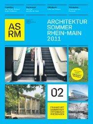 ASRM2011 Ausgabe 2 - Ralf Kopp