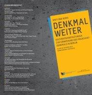 Veranstaltungsflyer als Download - und Kulturzentrum Deutscher ...