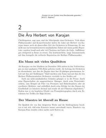 Die¨Ara Herbert von Karajan