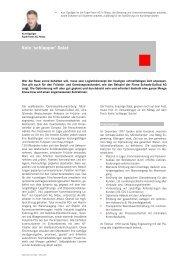 'schlapper' Salat - Experteam AG