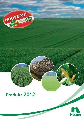Catalogue 2012.pdf - Nufarm