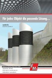Schweizer Premiere PERFORA-RONDO® Aussen - em-blech