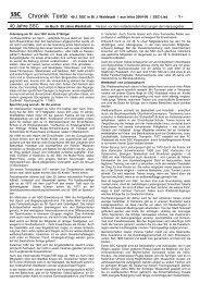 Chronik Texte 40 J. SSC in 50 J. Waldstadt / aus Infos 2004-06 ...