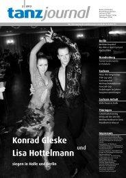 Tanzjournal - DTV