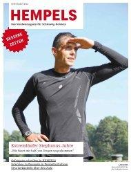 Extremläufer Stephanus Juhre - Hempels