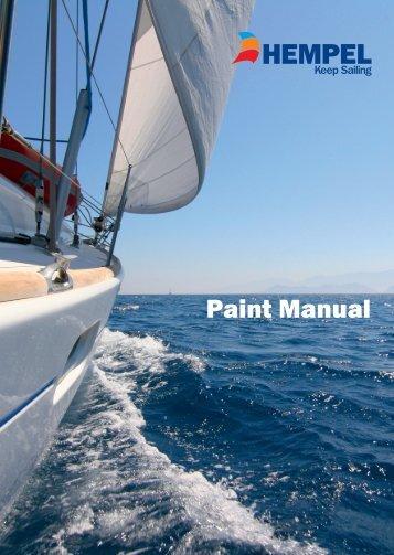 Paint Manual - Dove-Medows Marine Coatings Ltd