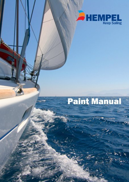 Paint Manual - Dove-Medows Marine Coatings Ltd