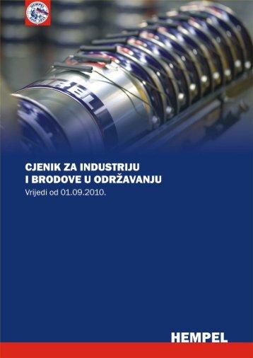 Hempel_industrija cjenik listovi 09.2010 - Rallus