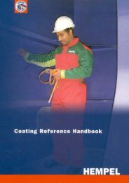 Coating Reference Handbook - Hempel