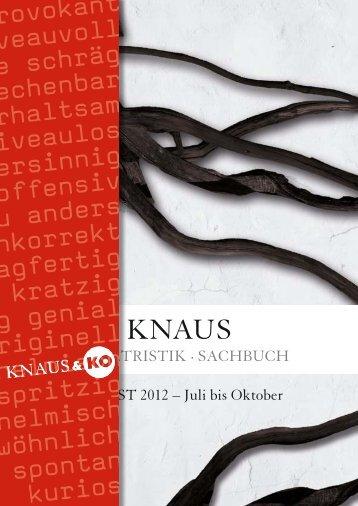 Knaus - Verlagsgruppe Random House GmbH