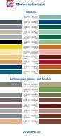 Marine colour card - Hempel - Page 2