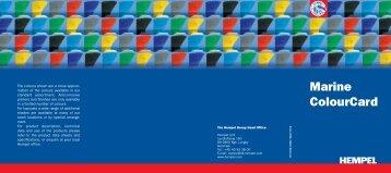 Hempel Colour Chart.pdf - Mailspeed Marine