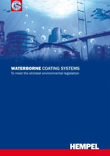 WATERBORNE COATING SYSTEMS - Hempel