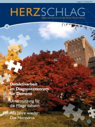 Herzschlag 13 - Herz-Jesu-Krankenhaus Hiltrup GmbH